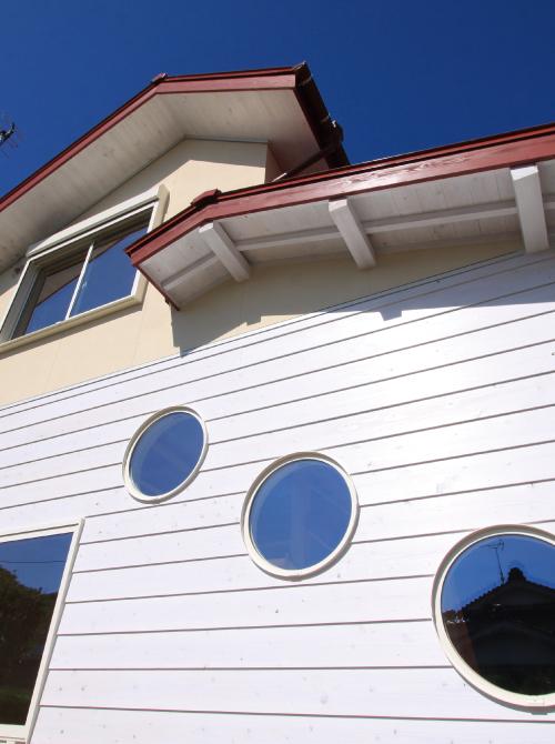 滋賀県雁瀬工務店が建てるレトロな家