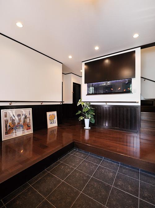 滋賀県雁瀬工務店が建てた将来を考えた上質な住まい