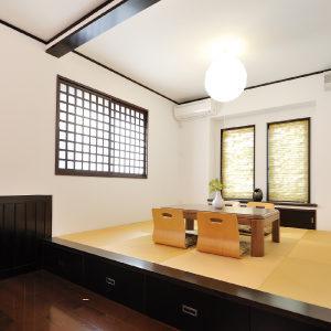 滋賀県雁瀬工務店が建てた、将来を考えた上質な住まい 和室