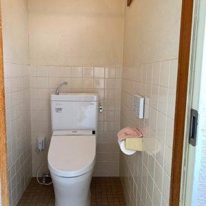 滋賀大津新規トイレ設置