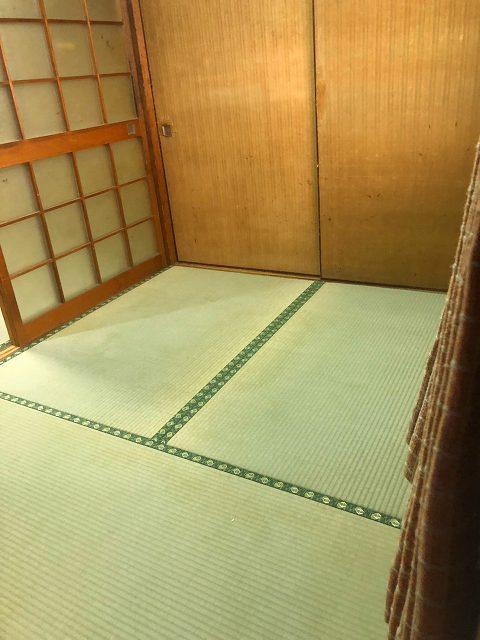 京都の長屋床下修繕、リフォーム工事が完了!