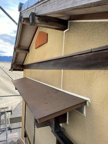 滋賀湖南市、外壁塗装リフォーム