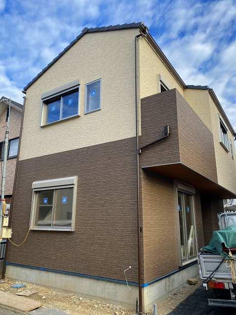 滋賀県草津市に、賃貸用一戸建て