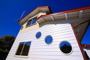 滋賀県雁瀬工務店が建てた木の家