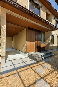 大工の技術を駆使した伝統的な日本家屋の良さを感じられる京都宇治の家 外観