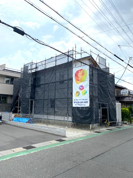 滋賀県草津市の新築物件