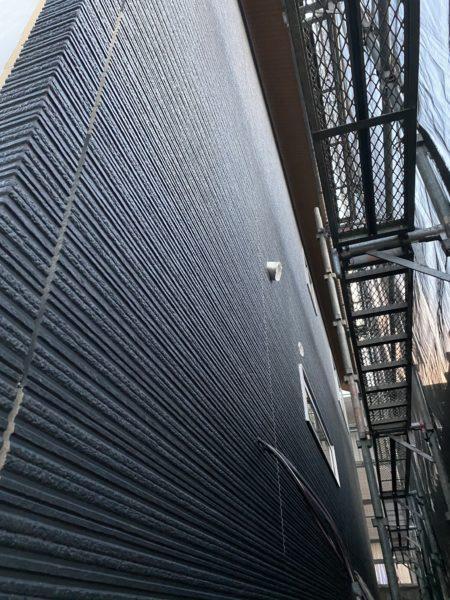 滋賀草津木造新築一戸建てサイディング工事