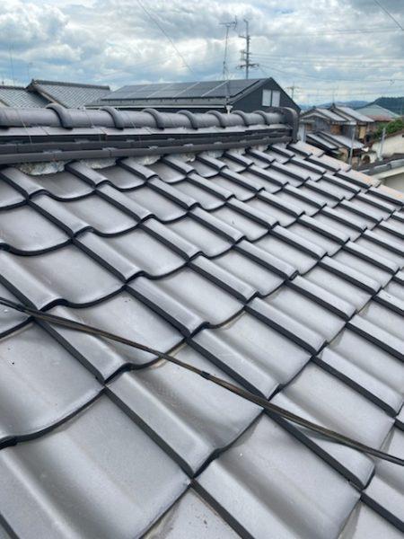 屋根の色々、和瓦(粘土瓦)