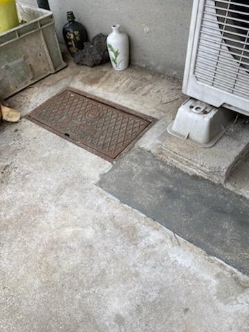 滋賀大津市の水道管引換リフォーム工事