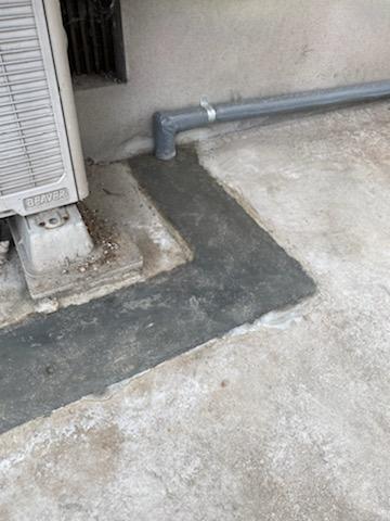 滋賀大津市の水道管引換リフォーム工事が完了