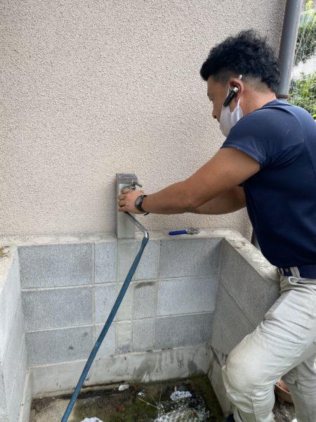 滋賀県大津市で水道工事!