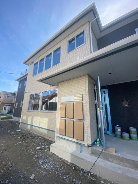 滋賀県草津市の木造新築アパート物件