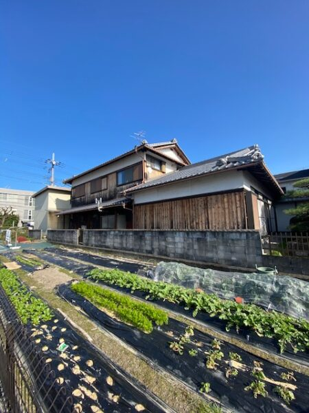 滋賀草津市の焼板張り替えリフォーム工事