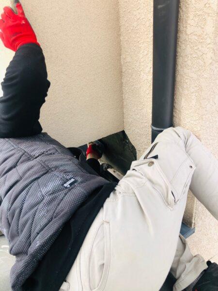 滋賀草津市で外壁塗装、屋根のリフォーム工事