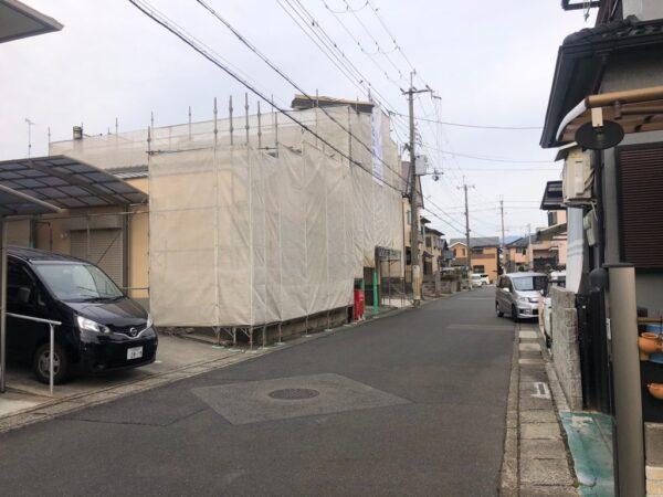 滋賀草津市で屋根の改修、外壁塗装リフォーム工事
