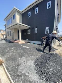 滋賀草津の木造新築アパート物件