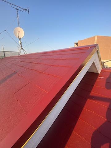 滋賀県草津市で屋根塗装リフォーム工事