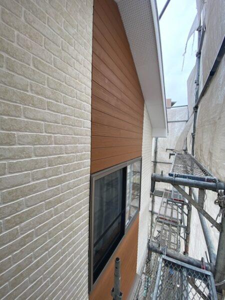滋賀草津の外壁リフォーム工事