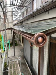 滋賀県草津市の外装改修リフォーム工事