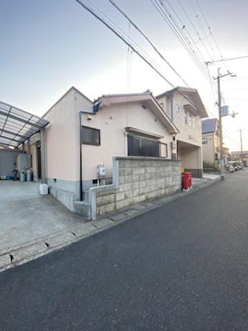 滋賀草津市の外壁塗装リフォーム工事