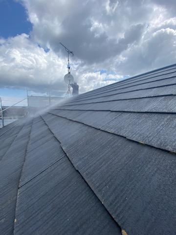 滋賀県守山で外壁・屋根塗装リフォーム工事
