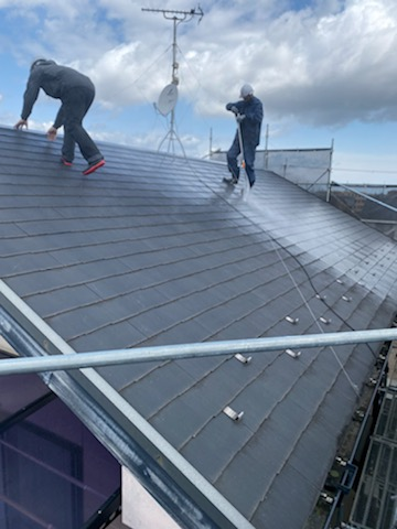 滋賀県守山市で外壁・屋根の塗装リフォーム工事