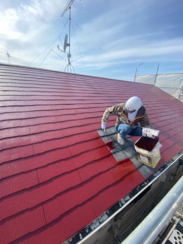 滋賀草津市の外壁張替え、屋根塗装リフォーム工事