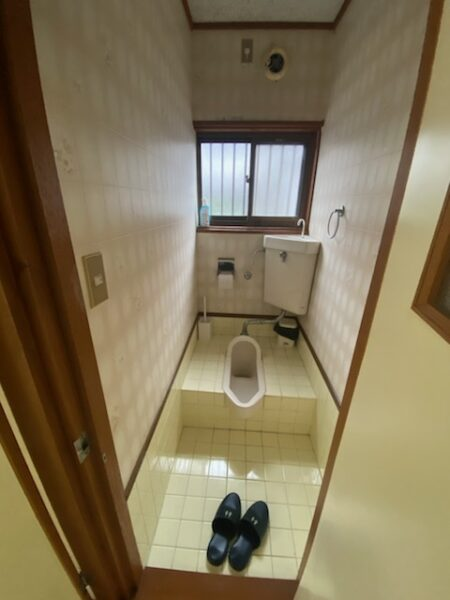 滋賀県草津市でトイレ改修リフォーム工事