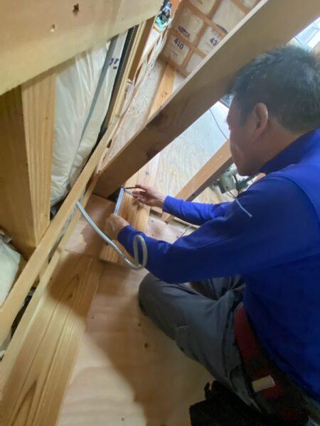 滋賀県守山市のLDK改修リフォーム工事