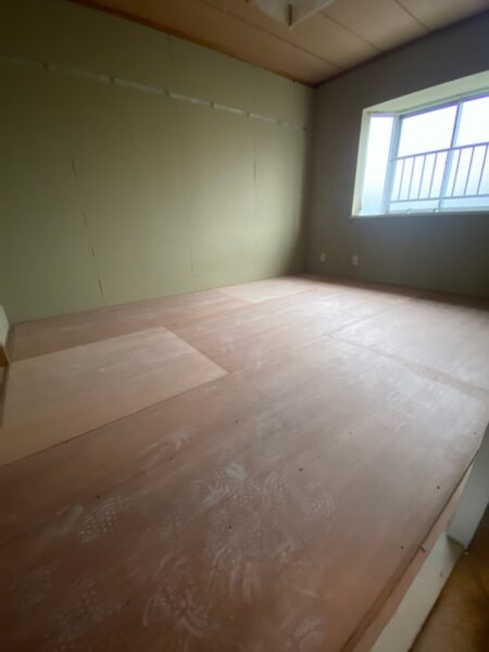 滋賀県草津市のマンション改修リフォーム工事
