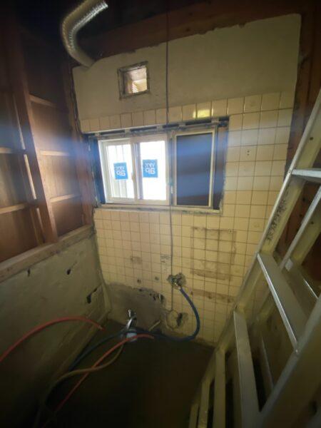 滋賀県草津市の浴室改修リフォーム工事