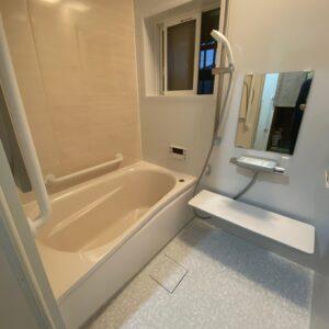滋賀草津市の浴室改装リフォーム工事 リフォーム完了後