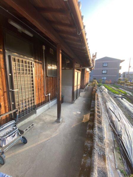滋賀県草津の外壁改修リフォーム工事