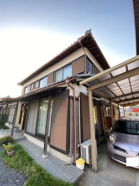 滋賀県草津市の外壁改修リフォーム工事