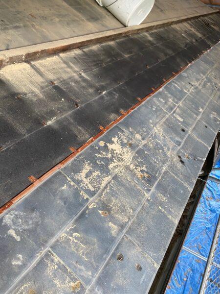 滋賀甲賀市の屋根改修リフォーム工事
