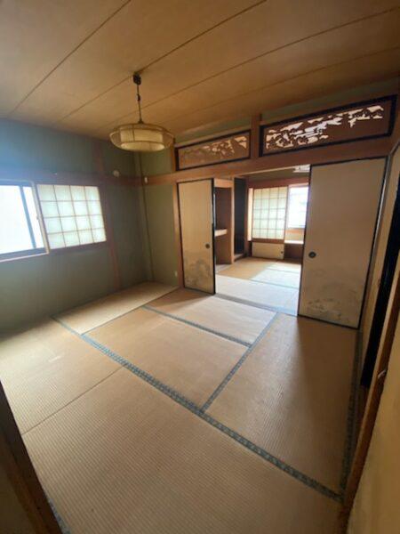 滋賀県守山市の鉄骨物件全面改修リフォーム工事