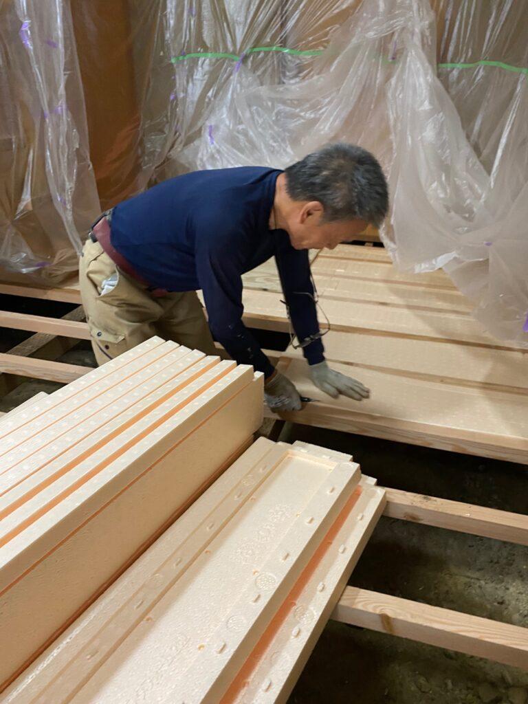 滋賀草津の縁甲板張替リフォーム